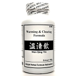 Warming &  Clearing Formula Extract Powder Instant Herbal Tea 180g  (Wen Qing Yin)