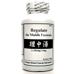 Regulate the Middle Formula Extract Powder Instant Herbal Tea 180g  (Li Zhong Tang)
