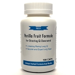 Perilla Fruit Formula for Directing Qi Downward  500mg 100 capsules (Su Zi Jiang Qi Tang)