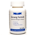 Ginseng Formula to Overcome Pathogenic Influences 500mg 100 capsules (Ren Shen Bai Du Jue San)
