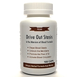 Drive Out Stasis in the Mansion of Blood Formula 500mg 100 capsules (Xue Fu Zhu Yu Tang)