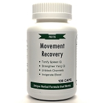 Movement Recovery 500mg 100 capsules (Ju Feng Huo Luo Tang)