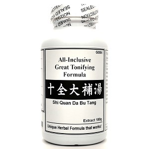 All-Inclusive Great Tonifying Formula Extract Powder 180g (Shi Quan Da Bu Tang)