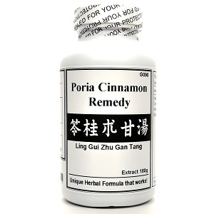 Poria Cinnamon Remedy Extract Powder Instant Herbal Tea 180g  (Ling Gui Zhu Gan Tang)