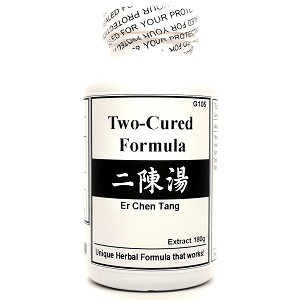 Two-Cured Formula Extract Powder 180g  (Er Chen Tang)